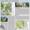 Informationstafel zur Geschichte des Schlosses Gymnich