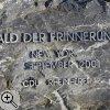 Gedenkstein für die Opfer des 11.9.2001